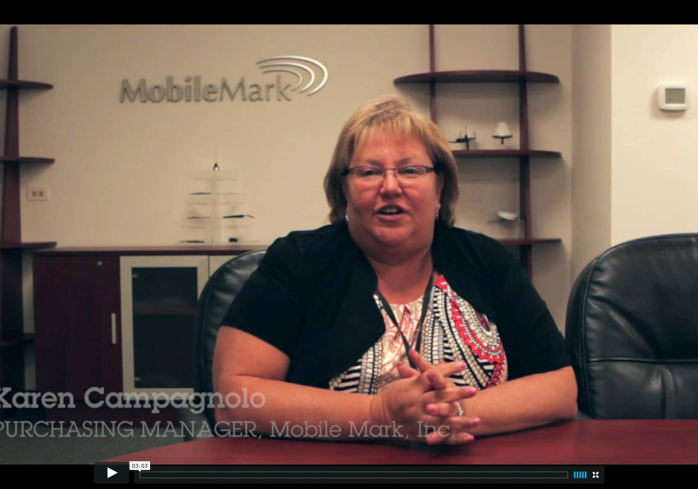 Testimonial: Karen Campagnolo of Mobile Mark, Inc.